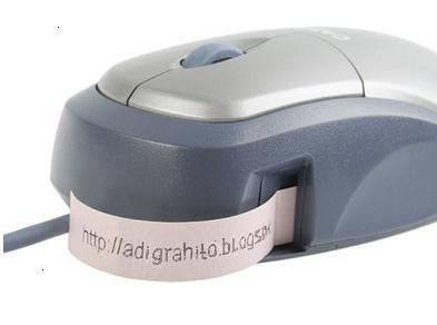 Mouse Label Printer